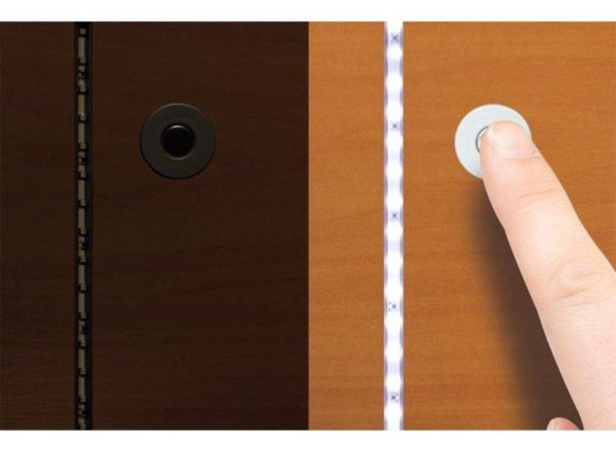 Vellight LEDC23 Touch Dimmer Silver