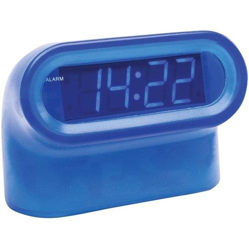 Balance Time Balance Time Blue LED Alarm Klok met Nachtlampje