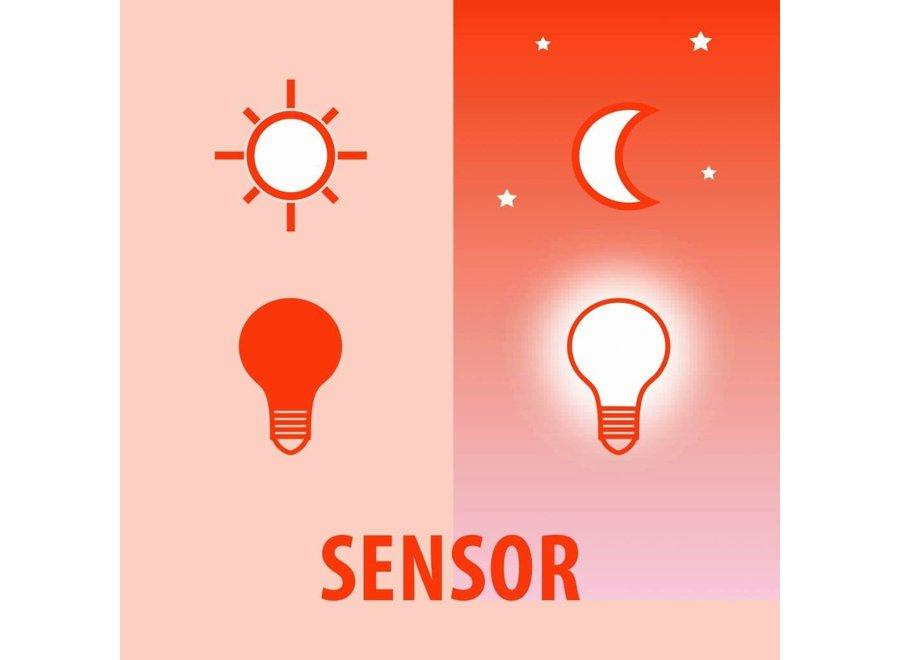 Ranex Lugo LED Solar Grondspot - Vierkant