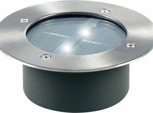 Ranex Ranex Lugo LED Solar Grondspot - Rond