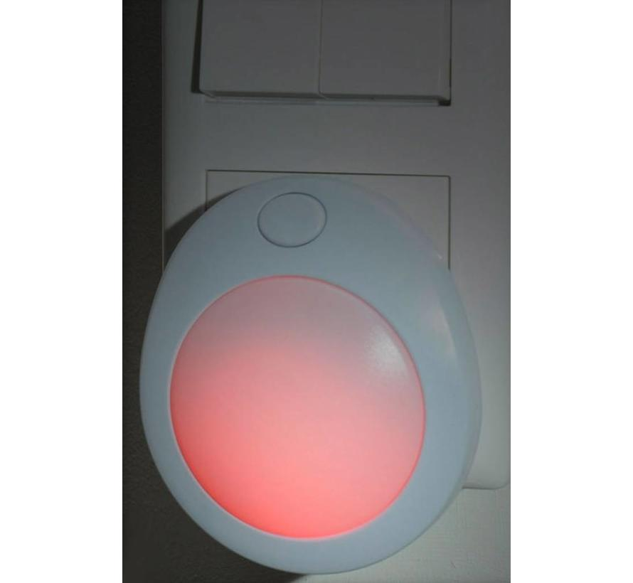 7 Colours LED Nachtlicht