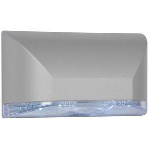 Briloner Briloner 4 LED's Design Sensor Lero Verlichting - Silver