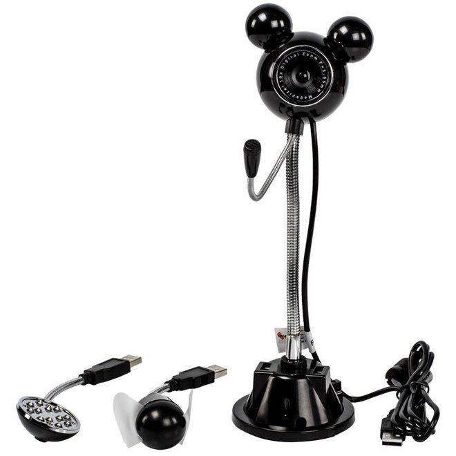 Satzuma LED All-in-One Webcam