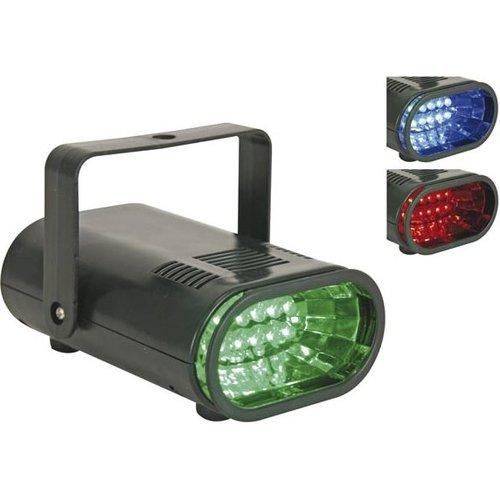 HQ Power HQ Power RGB 10 LED's Stroboscoop