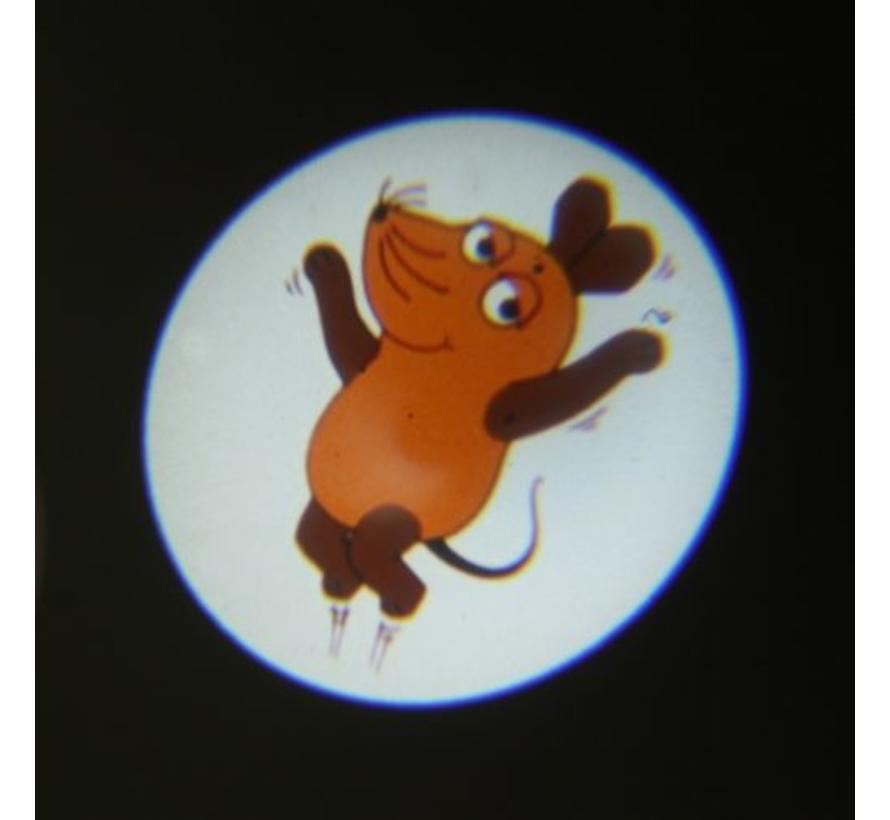 """Ansmann Projectie LED Zaklamp """"De Muis"""" Blue"""