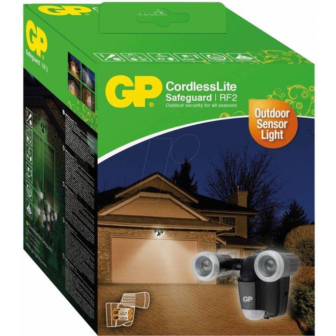 GP CordlessLite LED Safeguard RF2 Motion Sensor