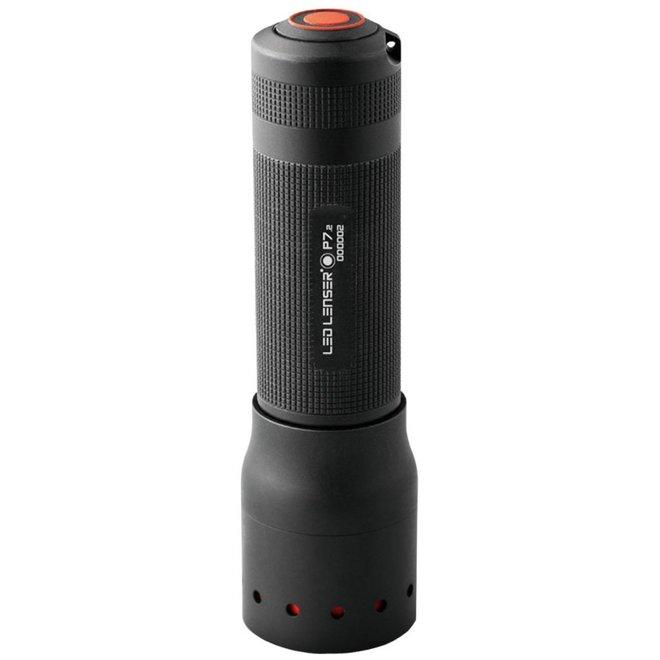 LED Lenser P7.2 LED Zaklamp + Geschenkbox Black