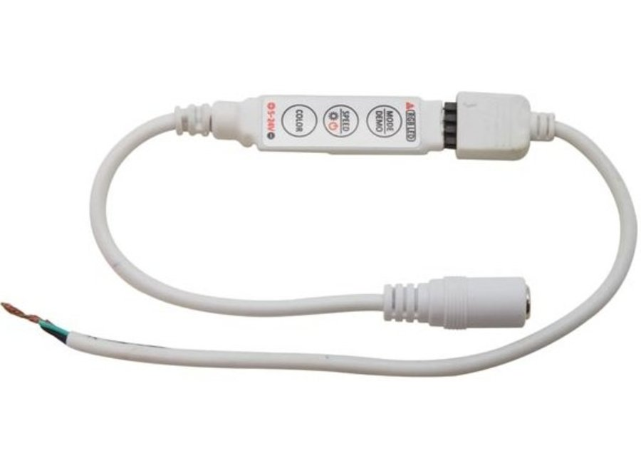 Vellight LEDC03 Mini RGB Controller White