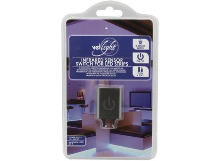Vellight LEDC02 IR-Sensor Silver