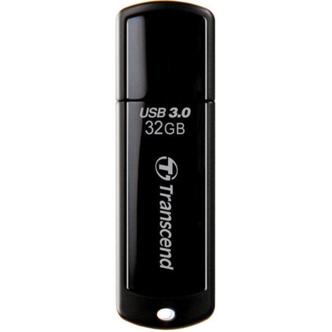 Transcend JetFlash 700 32 GB LED USB 3.0 SuperSpeed Black