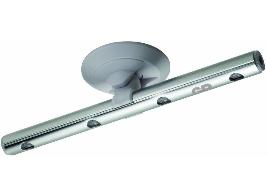 GP 4 LED's LiteStick Silver