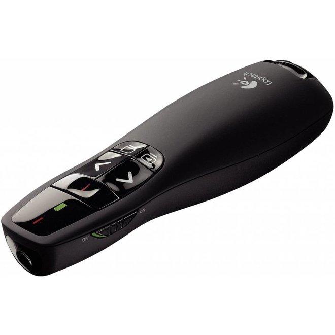 Logitech R400 LED Wireless Presenter