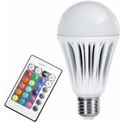 Technaxx Technaxx E27 RGB LED Lamp 10 W met Afstandsbediening