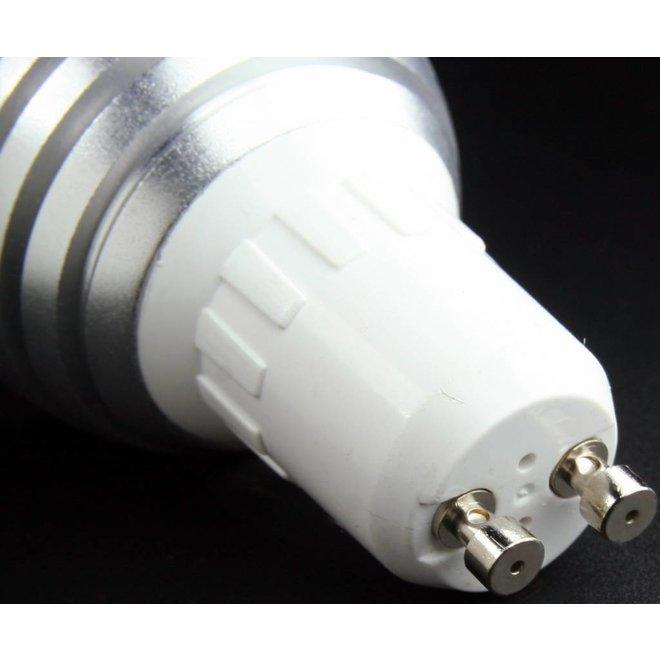 Technaxx GU10 RGB LED Spot 4 W met Afstandsbediening