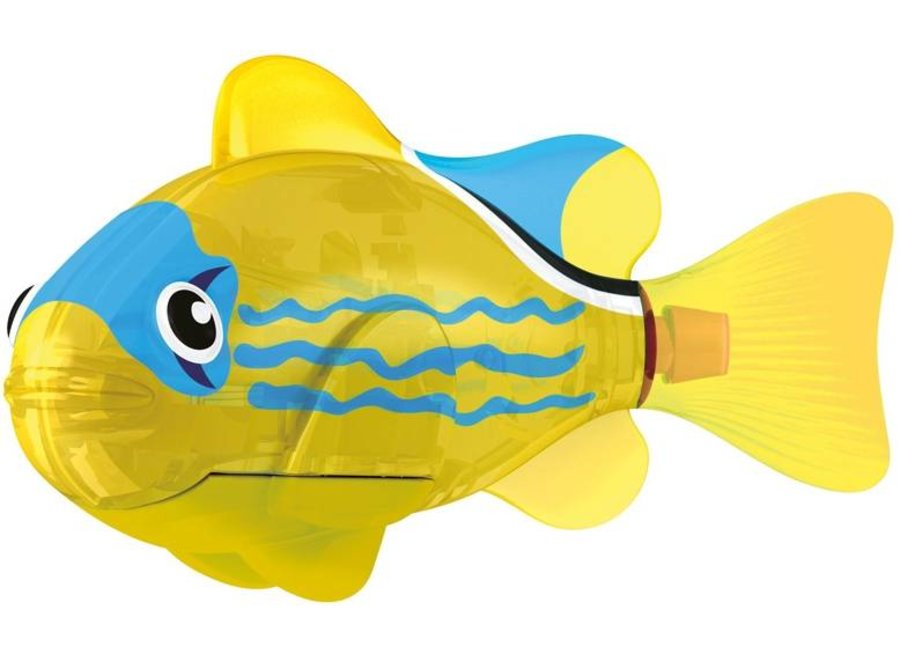 Goliath LED RoboFish Yellow Lantern