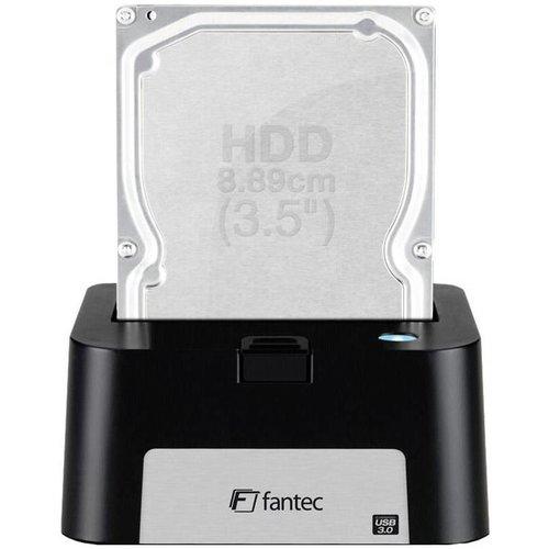 Fantec Fantec MR-USB 3.0 LED Docking Station Black