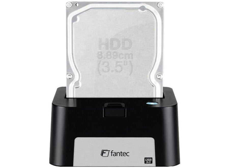 Fantec MR-USB 3.0 LED Docking Station Black