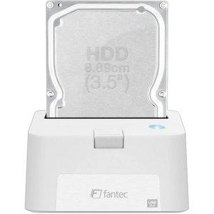 Fantec Fantec MR-USB 3.0 LED Docking Station White