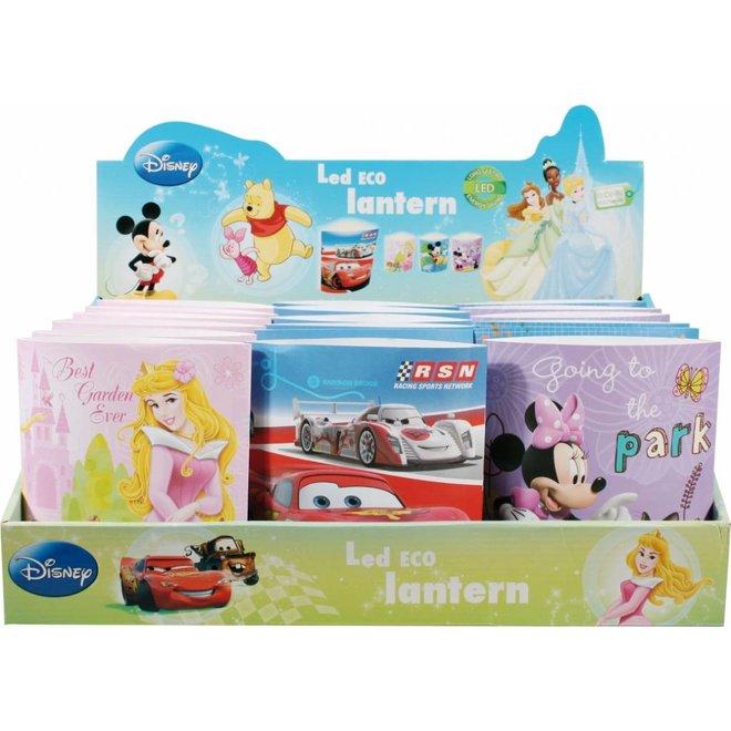 Disney LED Display met 4 typen ECO Lantaarns