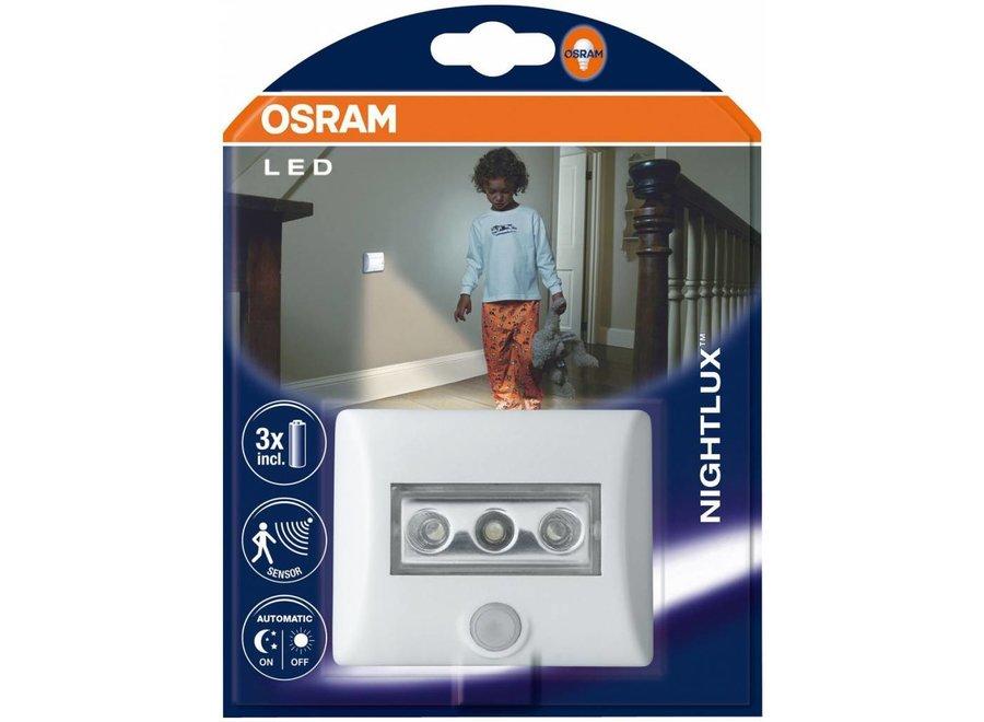 Osram Nightlux 3 LED's Nachtlampje White