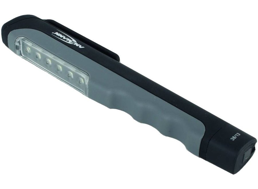 Ansmann 6+1 White LED's Inspectielamp X7