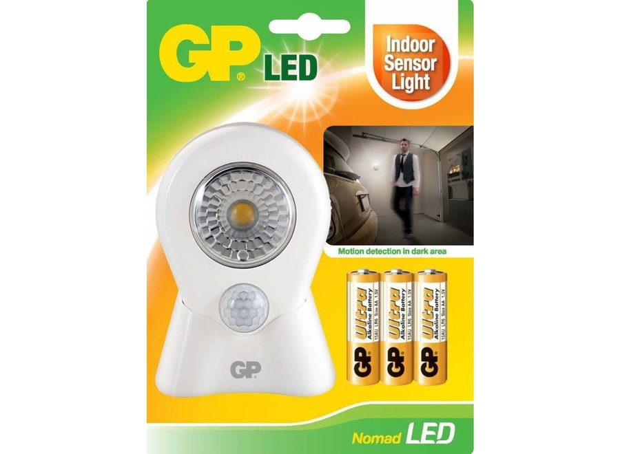 GP Nomad Sensor LED Lamp