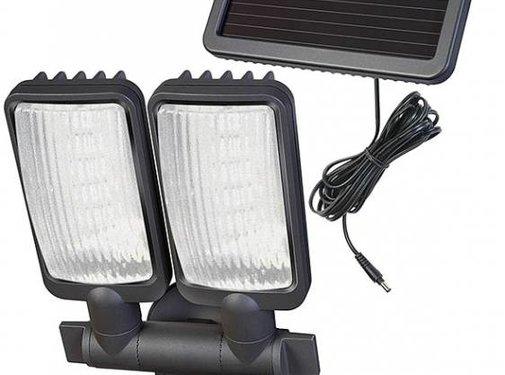 Brennenstuhl Brennenstuhl SOL LV1205 P2 DUO Premium Solar LED Lamp - Antraciet
