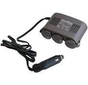 ProPlus ProPlus 12V LED Car Sigaretten aansteker Splitter 3-Weg