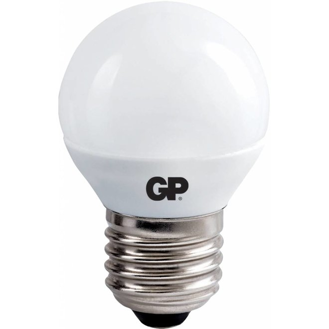 GP E27 LED Lamp Mini Bol 3.5 W (25 W) - Warm White