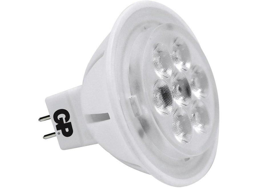 GP MR16 GU5.3 LED Lamp Reflector 4 W (20 W) - Warm White