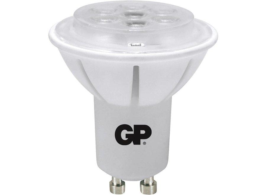 GP GU10 LED Lamp Reflector Dimbaar 7 W (50 W) - Warm White
