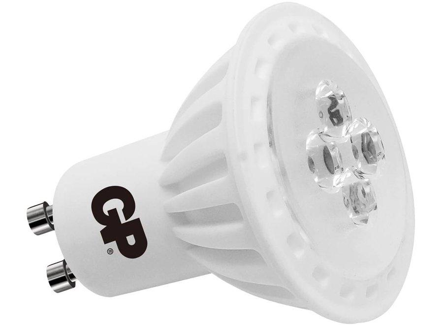 GP GU10 LED Lamp Reflector Dimbaar 6 W (35 W) - Warm White