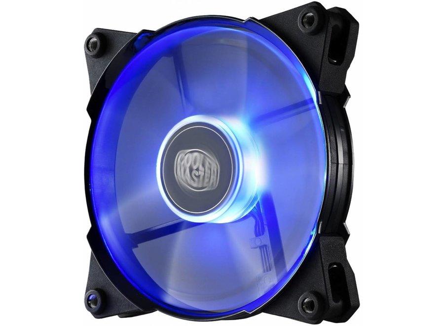 Cooler Master Case Fan Jetflo 120 Blue LED's