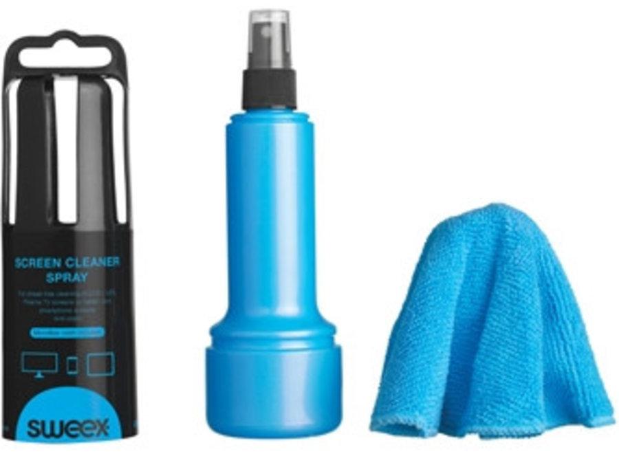 Sweex CS200 Schermreinigingsspray 150 ML - Blue