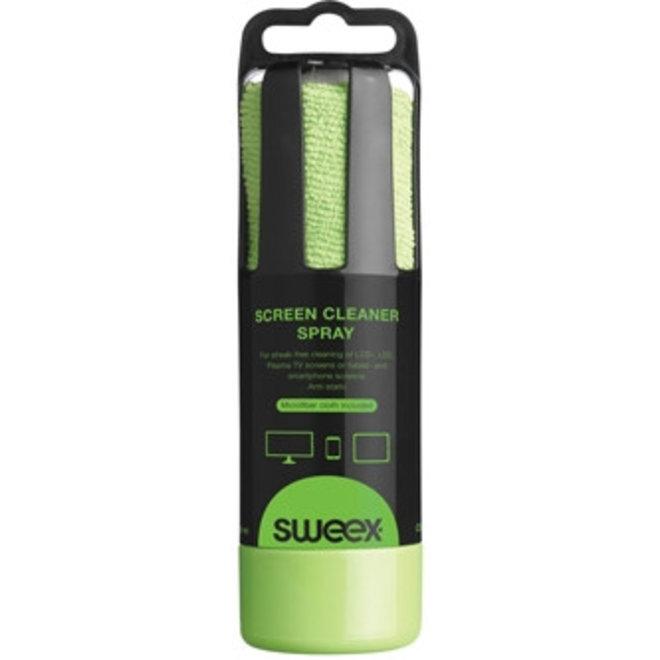 Sweex CS203 Schermreinigingsspray 150 ML - Green