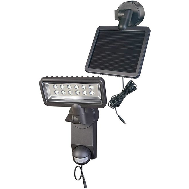 Brennenstuhl SOL SH1205 P2 Premium Solar LED Lamp - Antraciet