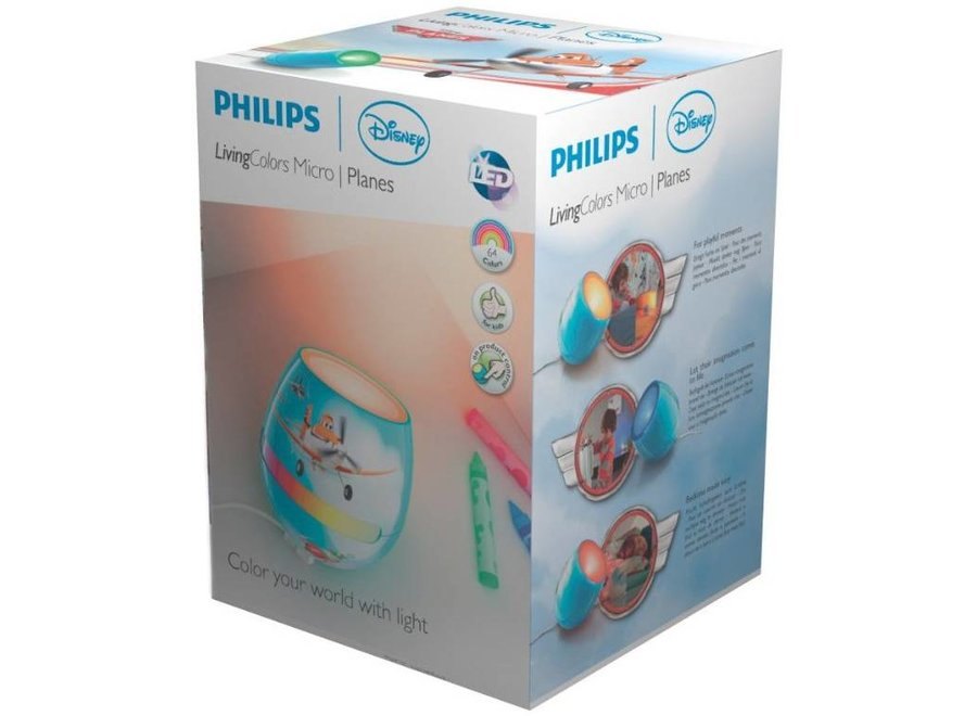 Philips Disney LED LivingColors Micro Planes