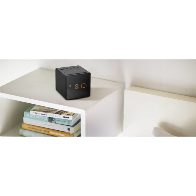 Sony ICF-C1 B LED Wekkerradio - Black