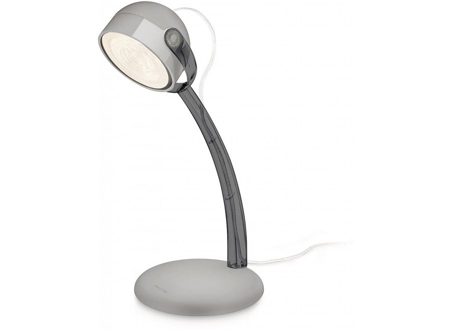Philips myLiving DYNA LED Tafellamp - Grey