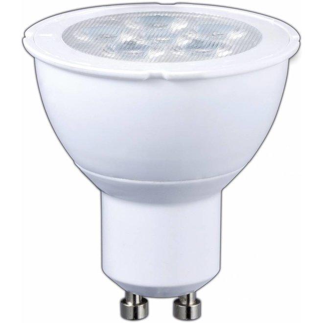 HQ GU10 LED Lamp MR16 5,5 W (50 W) - Warm White