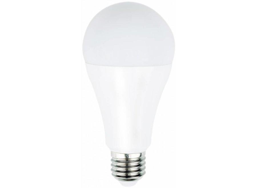 HQ E27 LED Lamp A67 Dimbaar 13 W (75 W) - Warm White