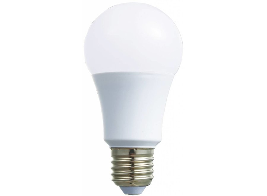 HQ E27 LED Lamp A60 Dimbaar 9,5 W (60 W) - Warm White