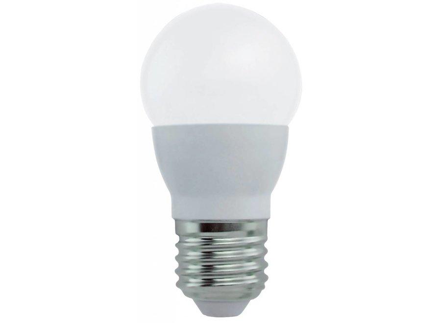 HQ E27 LED Lamp Mini-globe 3,5 W (25 W) - Warm White