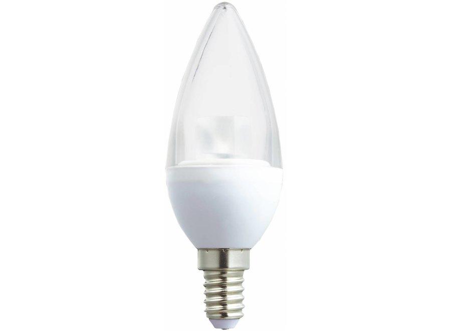 HQ E14 LED Lamp Kaars 2,5 W (15 W) - Warm White