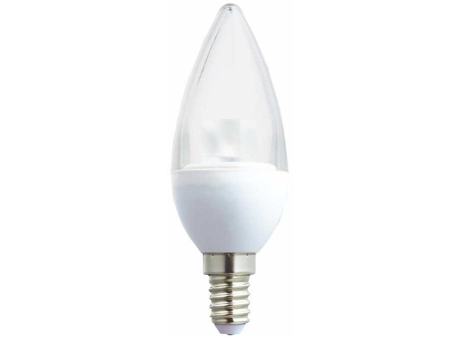 HQ E14 LED Lamp Kaars 3,5 W (25 W) - Warm White