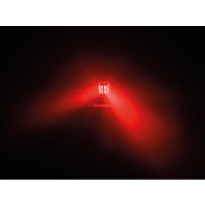 HQ Power LED Zwaailicht - Red