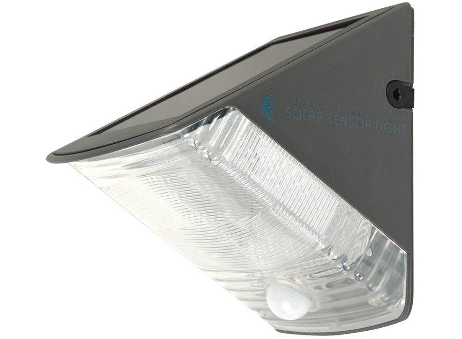Ranex Olav Solar LED Muurlamp - Grey