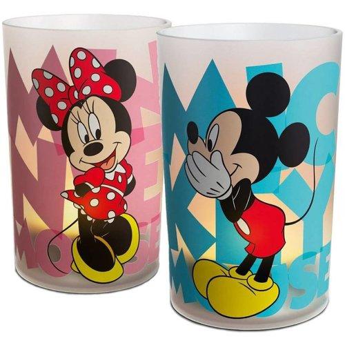 Philips Philips Disney Mickey & Minnie Kaarsen