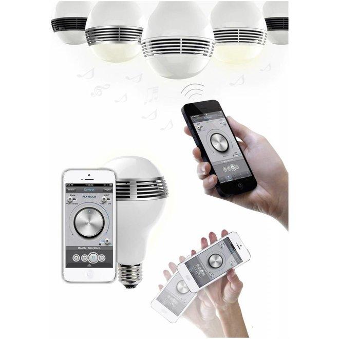 MiPow Playbulb Bluetooth Smart LED Luidspreker E27 3 W (25 W)