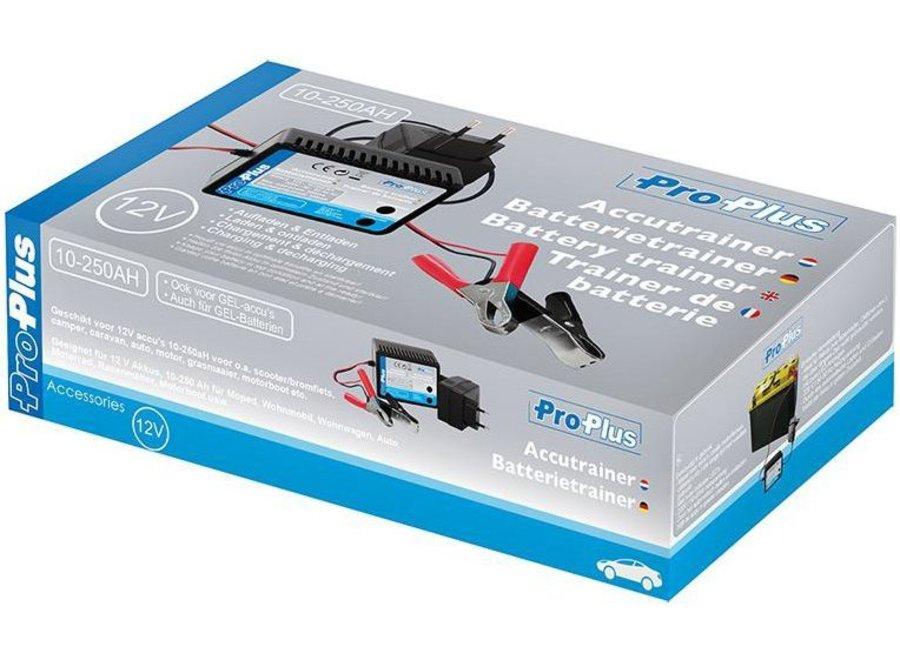 ProPlus LED Accutrainer 12V - Black